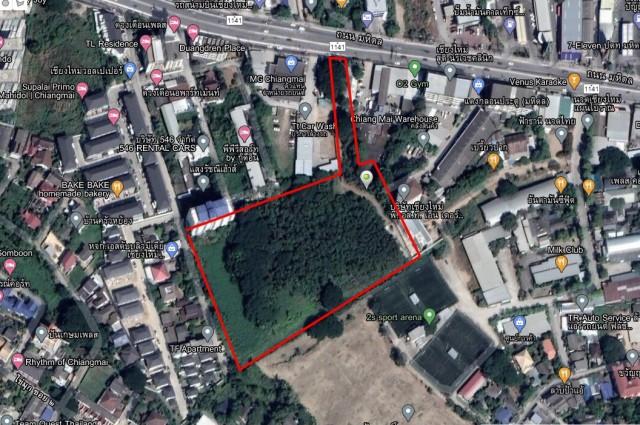 ขายที่ดิน อำเภอพนัสนิคม จังหวัดชลบุรี ติดถนนเมืองเก่า