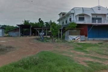 ขายที่ดินพร้อมอยู่ บ้านตึกใหญ่ โรงสี โกดัง วัดสิงห์ ชัยนาท