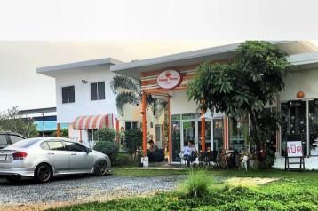 เซ้ง!! ร้านกาแฟ ติดถนนใหญ่ ลูกค้าเยอะ @นนทบุรี ( บางบัวทอง )