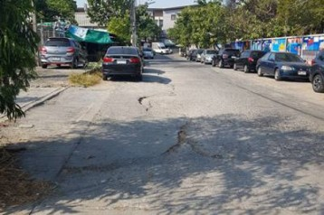 ที่ดินเปล่าถมแล้วให้เช่าในถนนนวมินทร์ กรุงเทพมหานคร