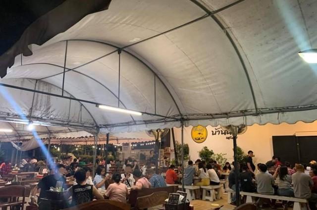 เซ้ง!! ร้านบ้านนม หลังห้างแหลมทอง @บางแสน ชลบุรี