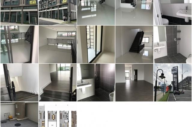 ให้เช่าอาคารพาณิชย์ 1-3 คูหา ซอยเพชรเกษม81 (ถนนมาเจริญ)
