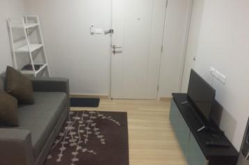 คอนโดให้เช่า เพลา วุฒากาศ   วุฒากาศ  ตลาดพลู ธนบุรี 1 ห้องนอน พร้อมอยู่ ราคาถูก