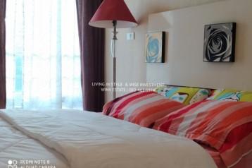 ให้เช่า- ขาย คอนโด ใจกลางเมืองพระรามเก้า 1ห้องนอน 26ตรม