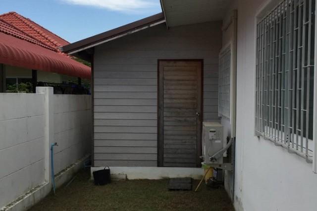 ขายบ้านเดี่ยว  บ้านสวนสารคาม 1 อ.กันทรวิชัย จ.มหาสารคาม