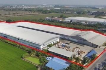 ให้เช่า โรงงาน  นครชัยศรี ใกล้สนามบินใหม่ 10000 ตรม. 10 ไร่ 2 งาน วัดป่าศรีถาวร มีใบรง4 พร้อมเริ่มกิจการได้เลย