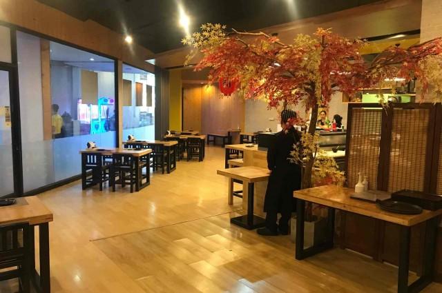 เซ้ง‼️ ร้านอาหารญี่ปุ่น ติดถนน ลาดพร้าว101 @โครงการแฮปปี้คอนโด เขตบางกะปิ