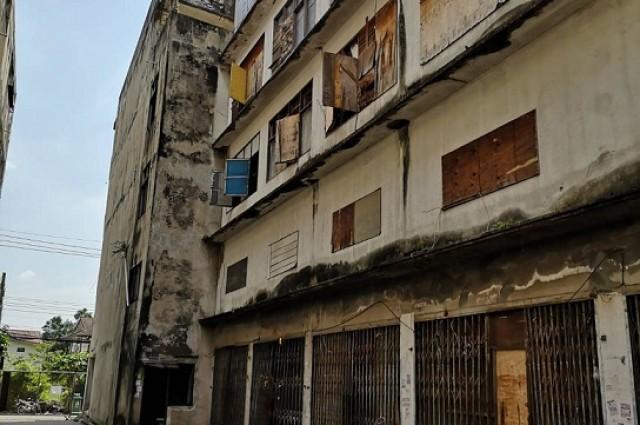 ให้เช่าอาคารพาณิชย์ สุขุมวิท105 (ซอยลาซาล42)