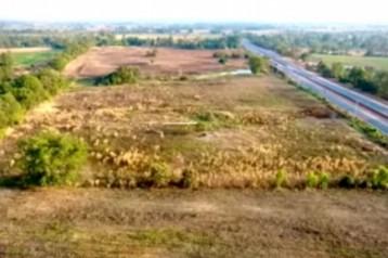 ขาย ที่ดิน เป็นพื้นที่สูง แทบไม่ต้องถมดินเพิ่ม มีคลองน้ำเชื่อมต่อกับห้วยคำบอน ที่ดินเปล่า 149 ไร่