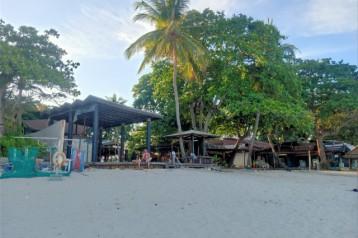 เกาะสมุยติดทะเล 1.5ไร่ หาดเฉวงใจกลางหาดเฉวง