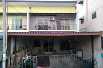 ขาย ทาวน์โฮมส์ 2 ชั้น บ้านสวนกลางเมือง 2 เมือง บุรีรัมย์