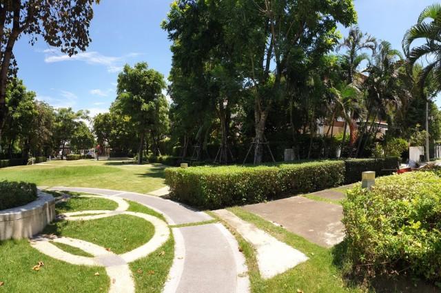 ???? ขายบ้านเดี่ยว 2 ชั้น หมู่บ้านบุราสิริ - ประชาชื่น แปลงมุม ติดสวน