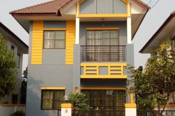 ขาย บ้านเดี่ยว 2 ชั้น 40.5 ตรว หมู่บ้านสิริมณี หทัยราษฎร์39