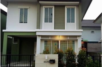 ขายบ้านแฝด 2 ชั้น สไตล์โมเดิร์น บรรยากาศรีสอร์ท หมู่บ้านเดอะ แพลนท์ แจ้งวัฒนะ-ราชพฤกษ์