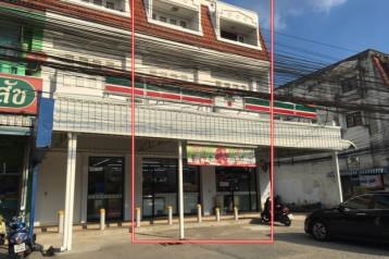 ขาย อาคารพาณิชย์ 2 คูหาพร้อมสัญญาเช่า 7-11 รับเงินกันยาวๆ