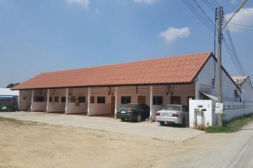 ขายกิจการห้องเช่า 24 ห้อง พร้อมบ้าน 2 ชั้น เมือง กาญจนบุรี