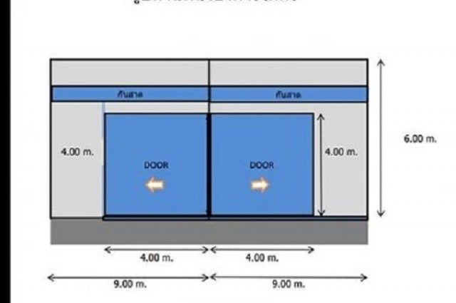 โกดังให้เช่า สุวินทวงศ์ ซอย 28. เดินทางสะดวก รถใหญ่ เข้า-ออกง่าย  T.062-1574449