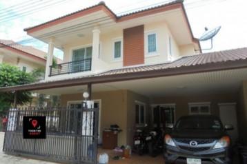 ขาย บ้านแฝด บ้านเอกวิน 3 รังสิต-คลอง 2 ขนาด 38 ตร.วา พื้นที่ 150 ตรม.  150 ตรม. 38 ตร.วา
