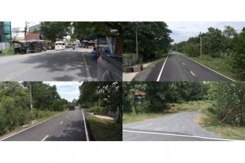 ขายที่ดิน 3 งาน 31 ตารางวา อยู่เส้นถนนวัดพนัญเชิง เข้าซอย 20 เมตร