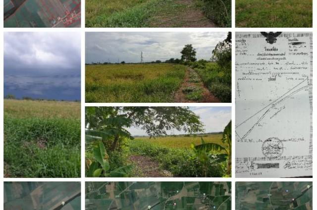 ขาย/เช่า ที่ดิน 30 ไร่ ติดไทยเอเซีย โกลเด้นซี รีสอร์ท อุทัย พระนครศรีอยุธยา