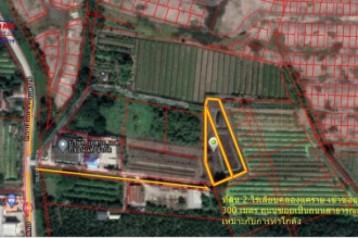 ขาย ที่ดิน ใกล้ถนนเลียบคลองแคราย เข้าซอยประมาณ 300 เมตร ที่ดินเปล่าเลียบคลองแคราย 2 ไร่