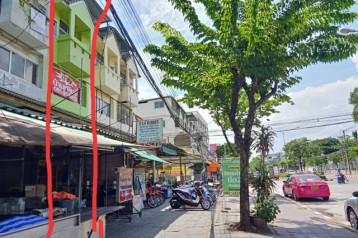 ขายอาคารพาณิชย์ 3.5 ชั้น โครงการหมู่บ้านพิศาล ติดริมถนนท่าข้าม ใกล้ห้าง เซ็นทรัลพระราม 2 บางขุนเทียน กรุงเทพมหานคร