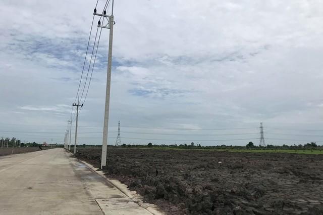ที่ดินพร้อมสร้างโกดัง โรงงาน เริ่ม 3.9 ล้าน พร้อมจัดกู้สินเชื่อSME
