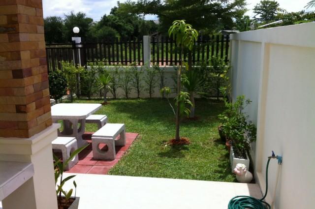 บ้านเดี่ยวชั้นเดียว 52 ตรว. พร้อมเฟอร์+เครื่องใช้ไฟฟ้า ติด ม.พิมานบุรีบ้านกอก ใกล้บึงหนองโคตร