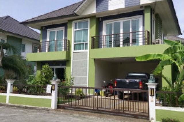 ขาย บ้านกรีนลีฟ 70 ตรว บ้านสวย บิ้วอิน หลังใหญ่ พื้นที่เยอะ คุ้มค่า ราคาโดนใจ ทำเล สุวินทวงศ์ ราษฎร์อุทิศ