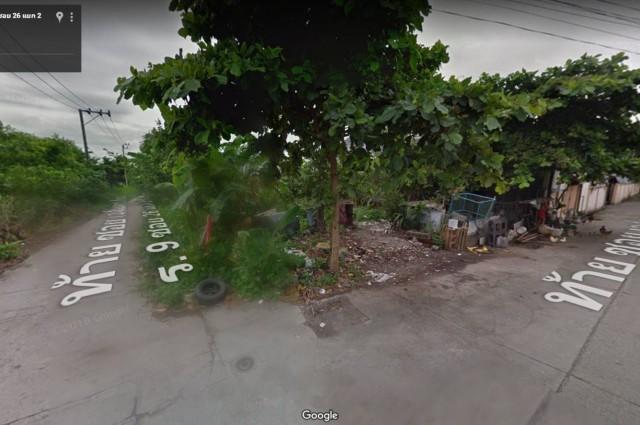 ที่ดินถูกมาก เหมาะสำหรับสร้างที่อยู่อาศัยและทำกิจการโดยเฉพาะ  ใกล้สวนหลวง ร.9 และ ม.รามคำแหง 2