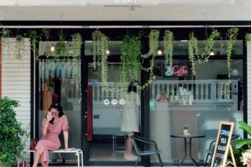 เซ้ง!! ร้านกาแฟ หลังเดอะไนน์พระราม 9 @ในหมู่บ้านเสรี ซ.รามคำแหง 24 แยก20