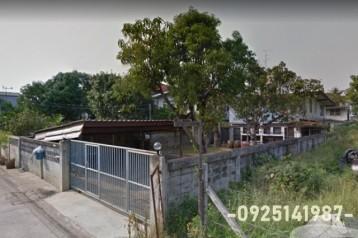 ขายที่ดิน แถมบ้านเดี่ยว 98 ตรว บางแค หมู่บ้านเศรษฐกิจ ซอยเศรษฐกิจ 58 ใกล้อัสสัมชัญธนบุรี ถ.เพชรเกษม