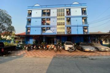 A-0041-C ขายอพาร์ทเม้นท์ 4 ชั้น 112 ตรว. ทำเลดีที่สุด ใกล้ทางด่วน ใกล้ชุมชน 43 ห้อง กำไรงาม ด่วน