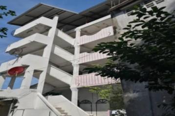 A-0042 ขายด่วน หอพักหญิง 4 ชั้น พร้อม อาคารพาณิชย์ 4 ชั้น ทำเป็นโฮสเทล อยู่ติดกัน เขตบางกอกน้อย ตรงข้ามโรงพยาบาลศิริราช