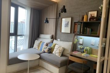 ให้เช่า Condo โครงการ Triple Y Residence (สามย่านมิตรทาวน์) ปทุมวัน กรุงเทพมหานคร