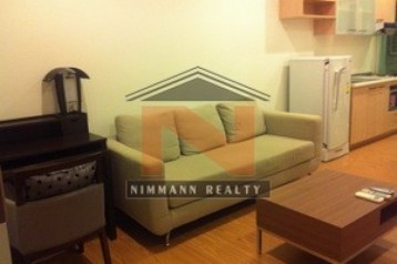 For Rent 1 Bedroom 1 Bahtroom Size 36 sq.m.