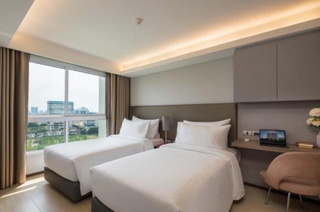 ให้เช่าMaitria Residence Rama9(หลัง รพ.ปิยเวท) - 2นอน 2น้ำ 105ตรม. - Line:@hac55