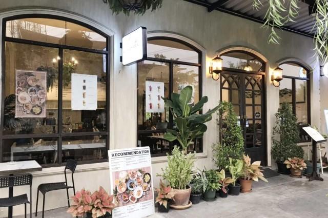 เซ้ง!! ร้านอาหารไทยฟิวชั่น  @โครงการ Oneone avenue แจ้งวัฒนะ-งามวงศ์วาน