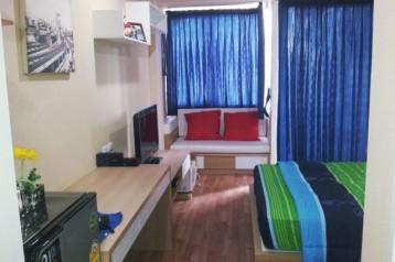 ขายคอนโด ปริณดา Parinda Condo ชั้น 3 ตึก 7 ตึกใหม่ด้านหน้า ชลบุรี