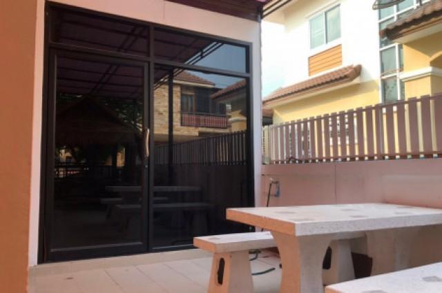 บ้านเดี่ยว YE-64 บ้านเป็ด ขอนแก่น ขนาด 53.4 ตรว. Green12 Ban Ped Khonkaen